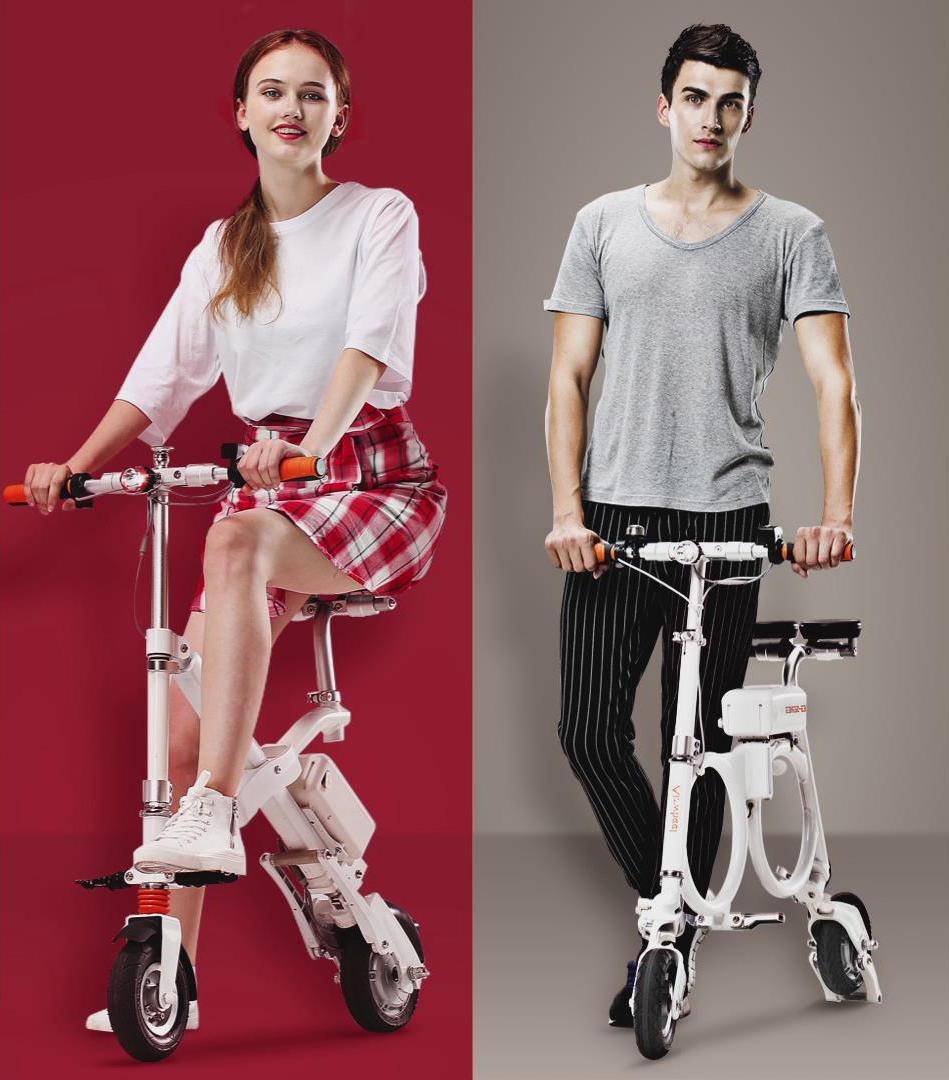 scooter elettrico izip