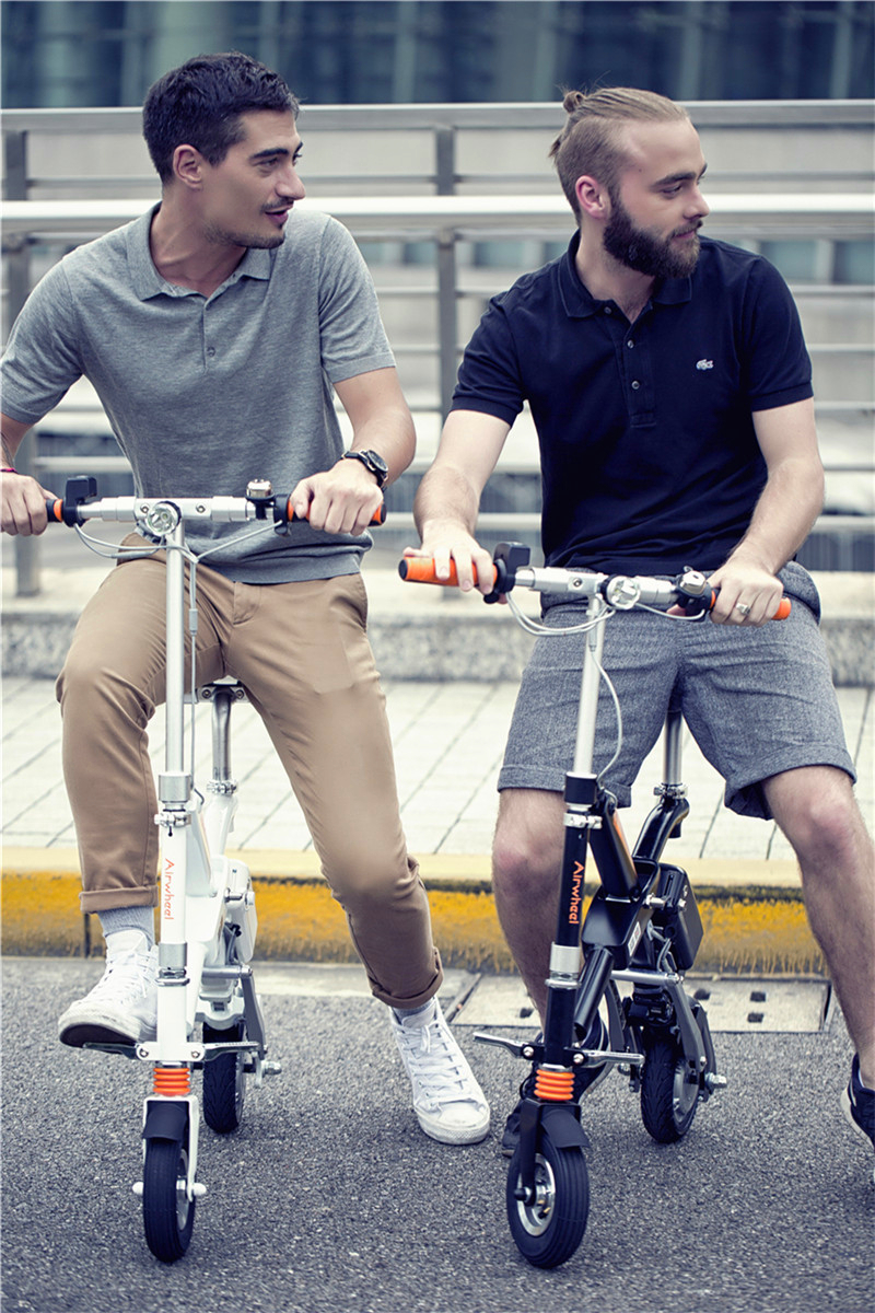pieghevole scooter