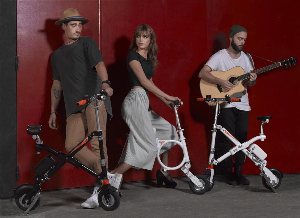 gamma bici elettrica