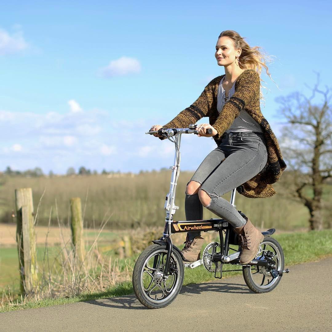 R5 bicicleta eléctrica