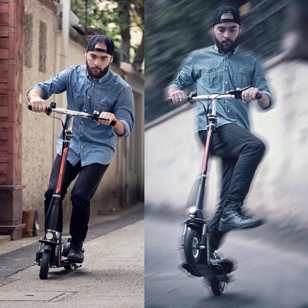 2 ruote scooter elettrico