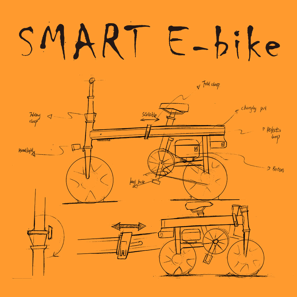 Airwheel R6 Bici elettriche assistenti