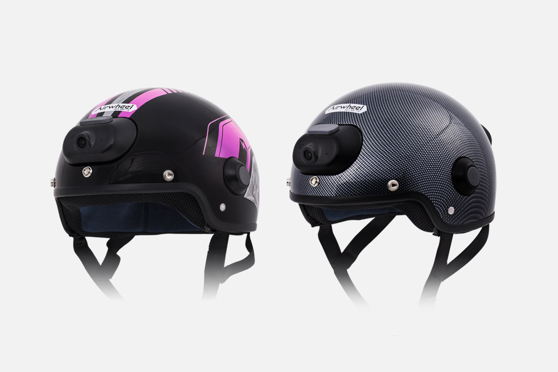 casco intelligente