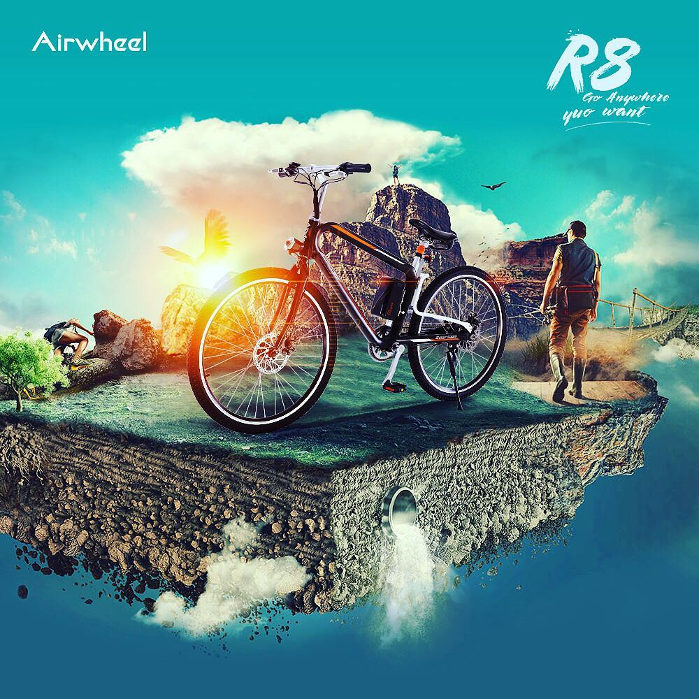 Airwheel R8