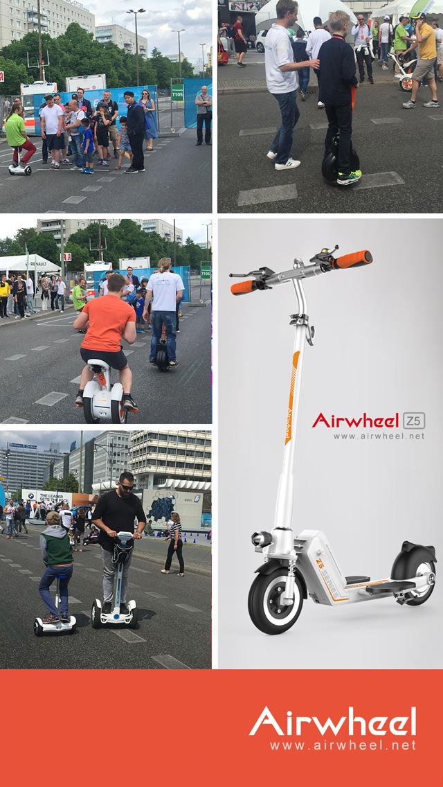 scooter elettrico per bambini