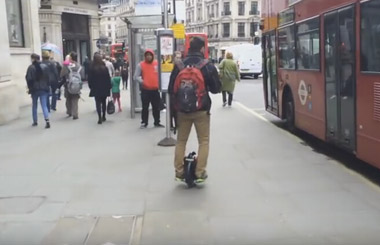 electric unicycle,single wheel transport scooter,Airwheel X3