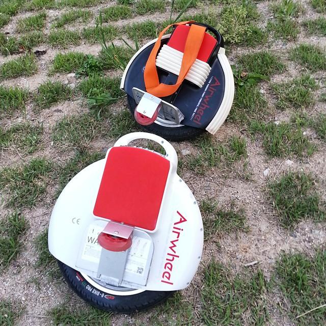 Una Ruota Scooters Elettrici, Airwheel