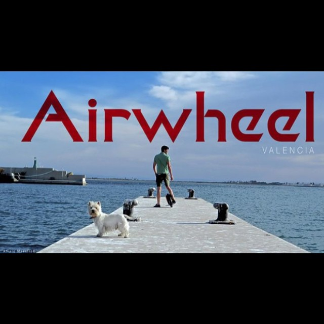 Airwheel monociclo, Airwheel