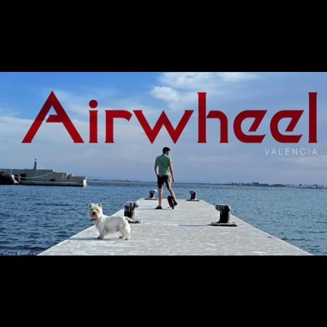 Airwheel monociclo, Airwheel