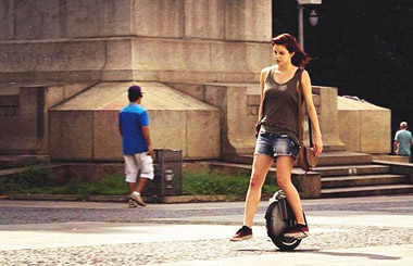 electric unicycle,2 wheels electric motor,Airwheel