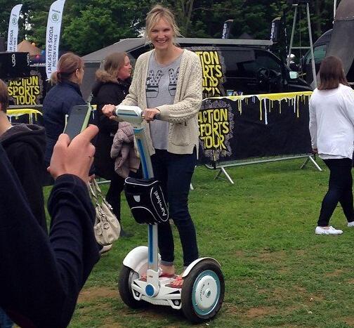 Elettrico Auto-bilanciamento Monociclo