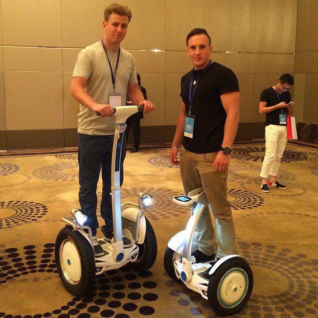 Airwheel S5, miglior scooter elettrico 2015