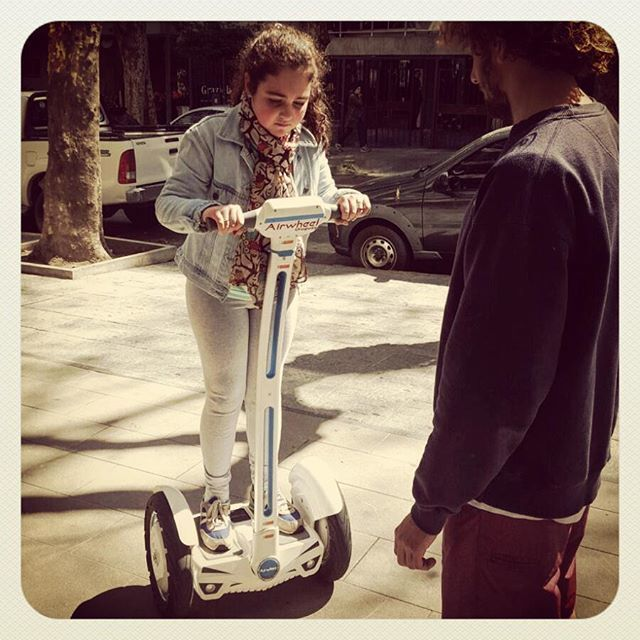 Airwheel S3, monocicli