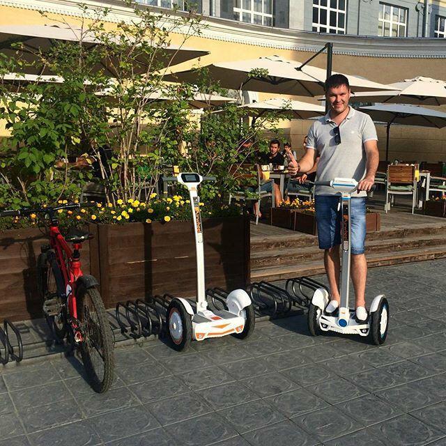 Airwheel S3, Elettrico Auto-bilanciamento Monociclo