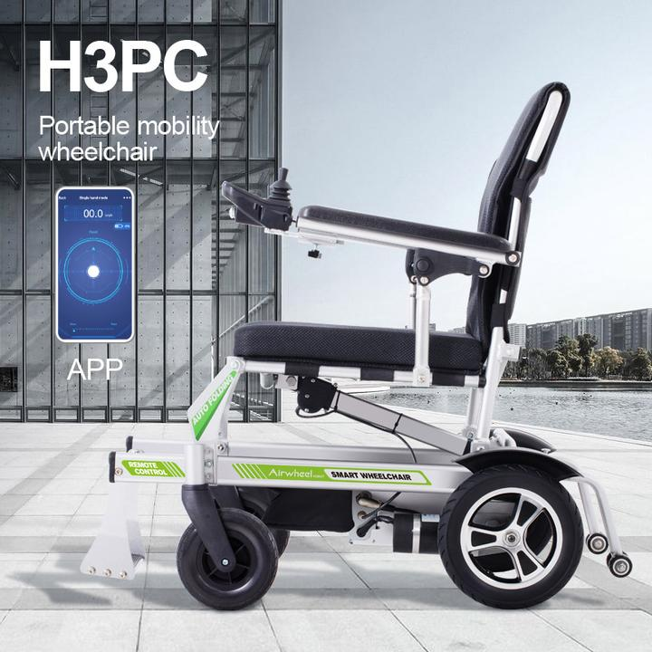 Airwheel H3PC lightest wheelchairs