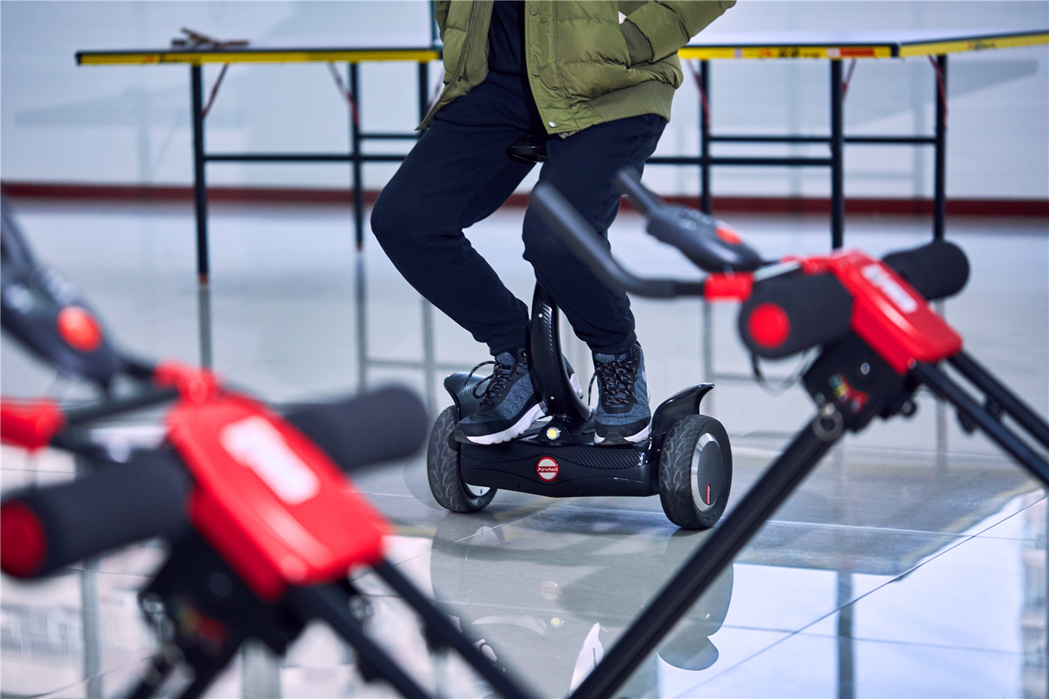 Airwheel S8 scooter elettrico