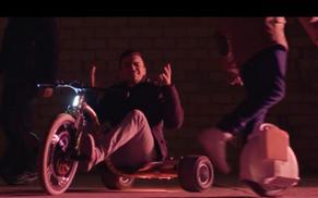 Una Ruota Scooter