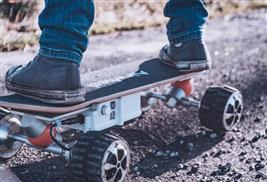 Airwheel M3 smart 4 wheels electric scooter