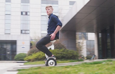 wireless remote control balance hoverboard