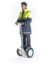 two wheel self-balancing scooter Airwheel S5