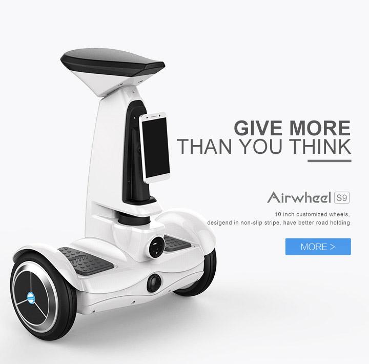 Airwheel robots
