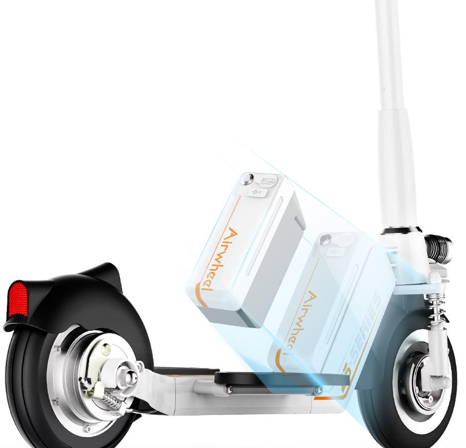 monociclo eléctrica