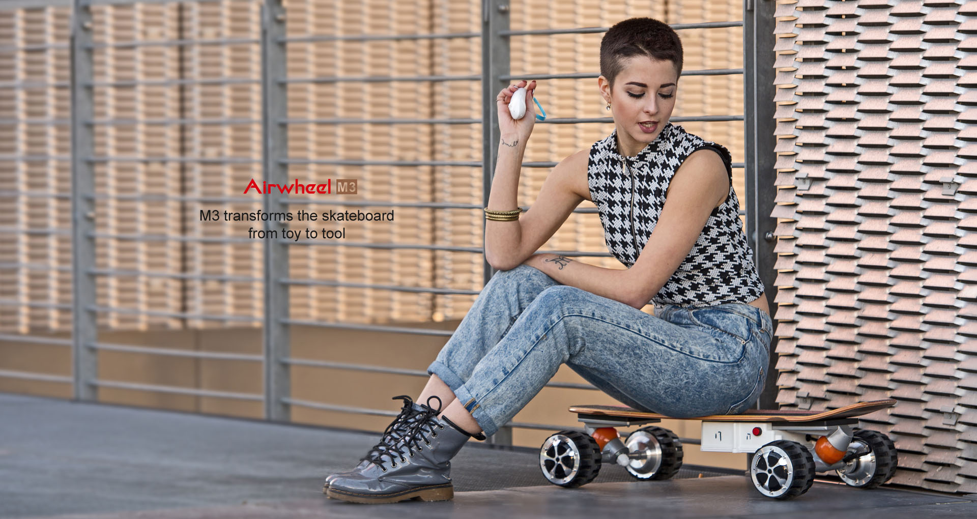 skateboard M3